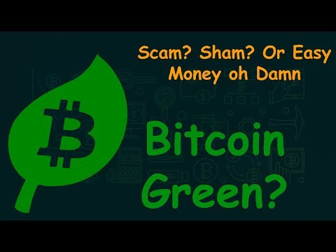 Bitcoin Green Cryptocurrency Review | Masternode Staking | Environmentally Friendly?