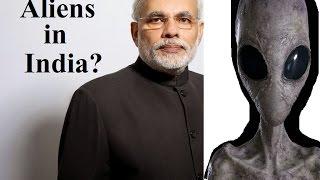 Aliens in India! एलियंस भारत में हैं