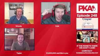 PKA 248   Taylors Bathroom Bandit Story, Kyle Hits a teacher, GOP Debates, and more