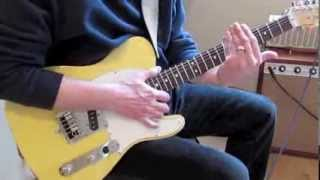 Guitar Lesson: You Got the Silver (Keith Richards / Rolling Stones)