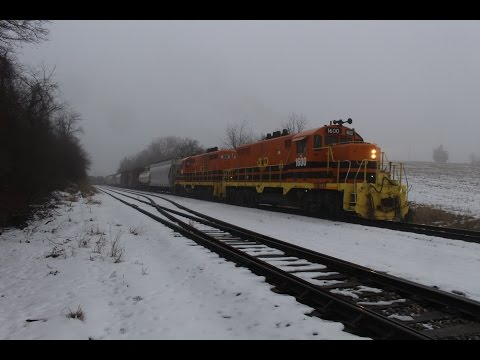 HD Chasing The York Rail Train 2 9 15