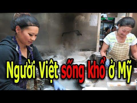 Người Lao động Việt ở Mỹ Sống Khổ Gấp 10 Lần Việt Nam