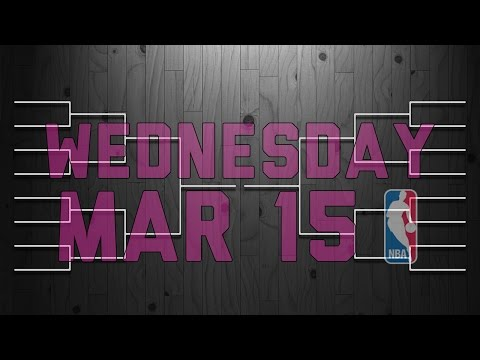 NBA Daily Show: Mar. 15 - The Starters