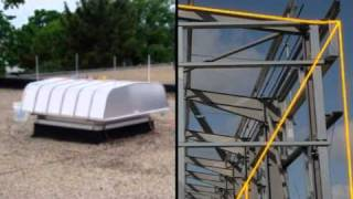 Commercial Lightning Protection System Installation