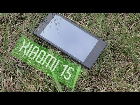 Xiaomi Redmi 1S Краткий обзор
