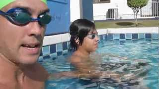 Guam Swimming Lessons - Butterfly, Backstroke, Breaststroke & Freestyle Technique - Martine
