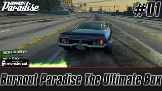 Burnout Paradise The Ultimate Box (PC) [Let