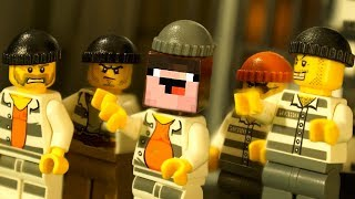 TREASURE X и Лего Тюрьма - Лего Нубик Майнкрафт Мультики LEGO Minecraft