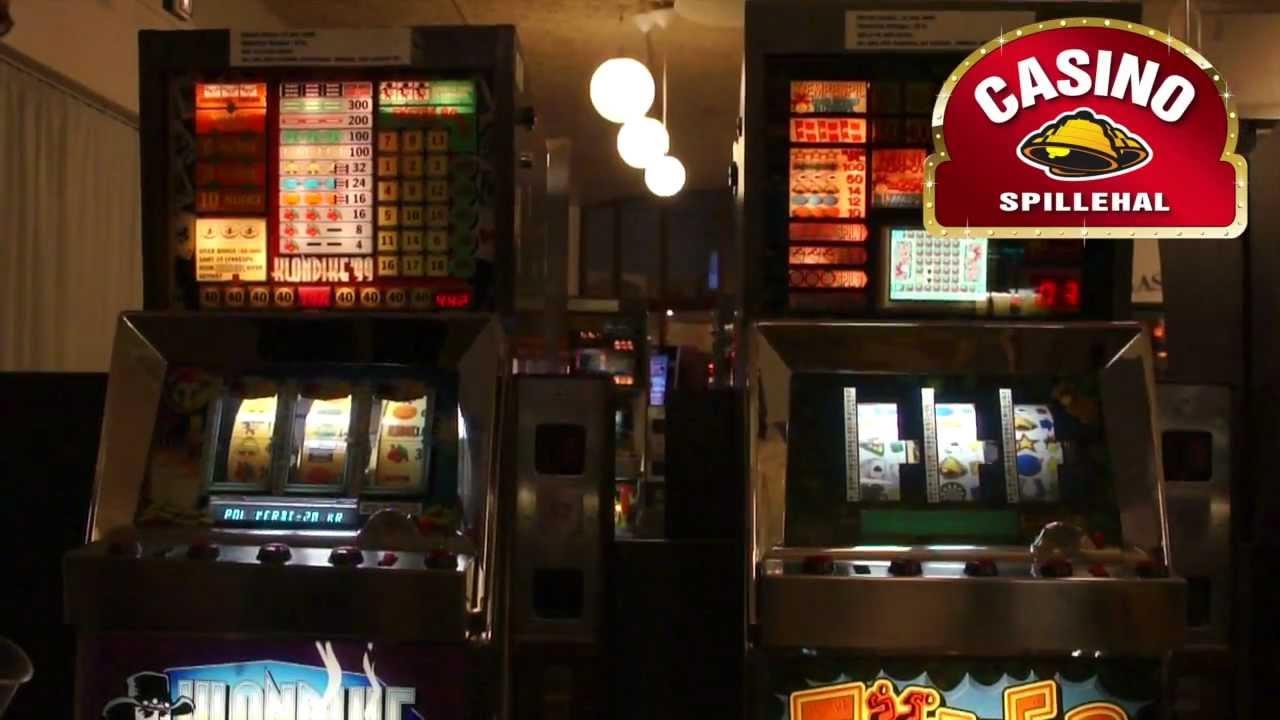 casino spillehal tivoli friheden