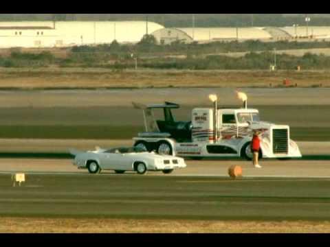 2009 MCAS Miramar Airshow - Shockwave Jet Truck