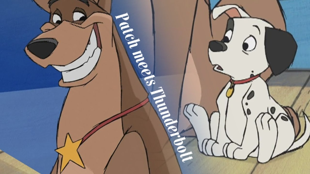 Download Patch meets Thunderbolt - 101 Dalmatians 2 (HD)