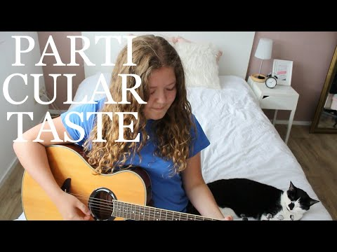Particular Taste - Shawn Mendes Cover