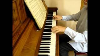 I. Ivanovici: Donauwellen - piano,