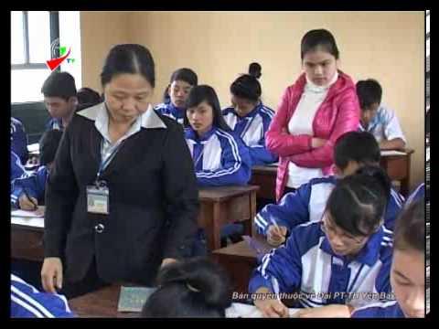 Đài phát thanh   truyền hình Yên Bái   Văn hóa xã hội  Trường THPT Cảm Ân huyện Yên Bình tổ chức nhi