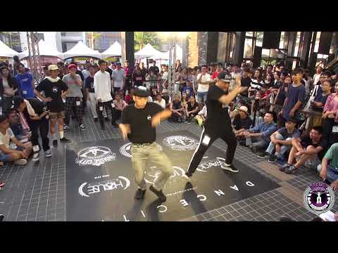Dance City Locking AUDITION