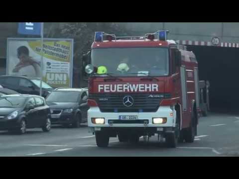Major chemical incident creating cloud of ACID sparks mass evacuation in Germany | firefighting