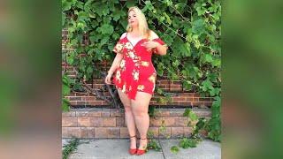 Plus Size Women Street Fashion Ideas - Plus Size Street Style