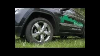 """Автомобиль"".  Выпуск от 26.05.13.  Тест драйв нового Jeep Grand Cherokee"
