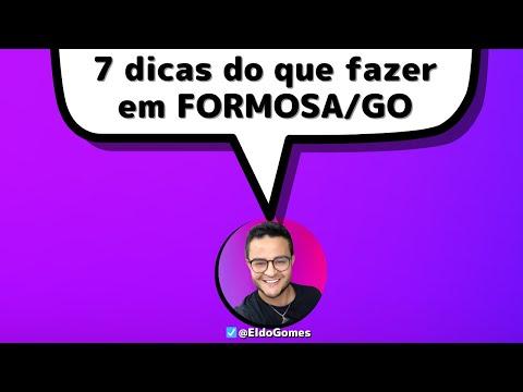 7 CACHOEIRAS para conhecer em FORMOSA Goiás | cachoeiras perto de Brasília DF