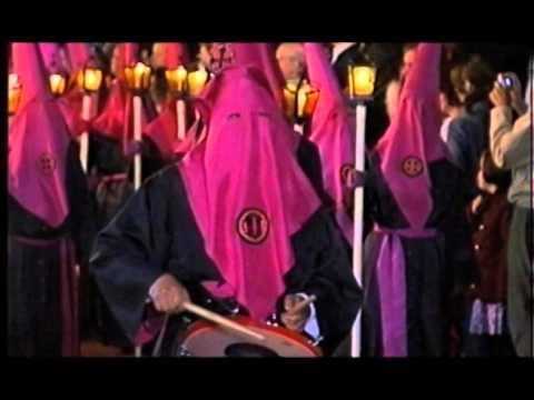 procesión viernes santo en los llanos de aridane la palma-canarias