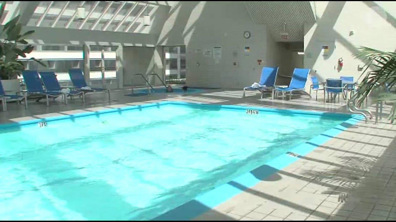 Hotel Nikko Swimming Pool Youtube