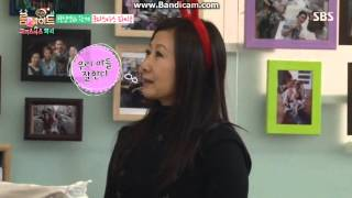 141223 Roommate Season 2 Ep. 13 @ Santa Claus is coming to town (cut)