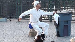 【tds】be magical直前のファンカストーディアル 20111104