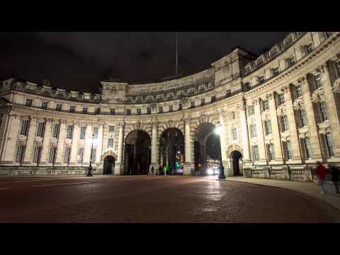 London minute: a hyperlapse tour with Marriott International