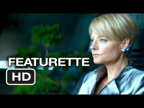 Elysium Featurette #1 (2013) - Matt Damon, Jodie Foster Sci-Fi Movie HD