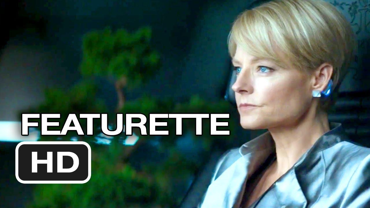 Elysium Featurette 1 2013 Matt Damon Jodie Foster