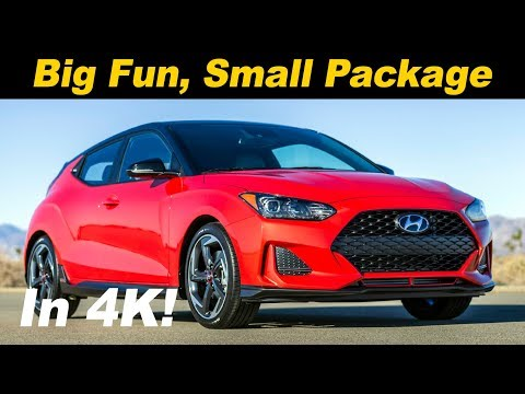 2019 / 2020 Hyundai Veloster Turbo | The Spicy Hatch