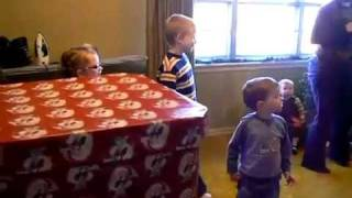 Soldier Surprise His Kids On Christmas