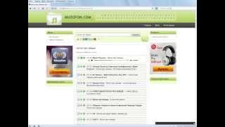 Очень полезный сайт www.muzofon.com. для скачивания музыки(Вот сылка: http://muzofon.com/, 2014-03-14T12:22:30.000Z)