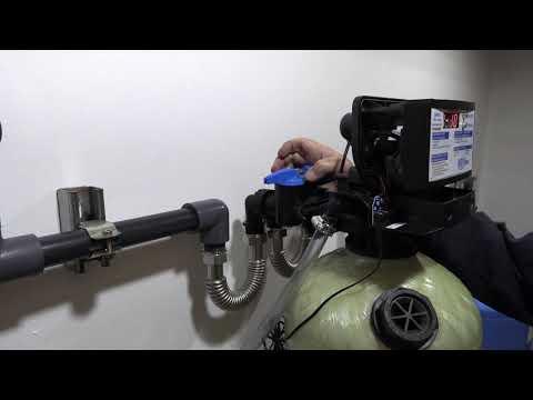 Calcite Acid Neutralizer 5900-BT Installation Part 3