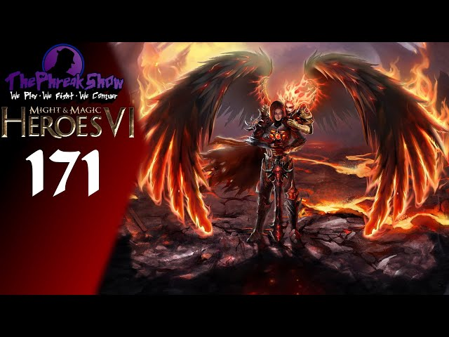 Let's Play Might & Magic Heroes VI - Ep. 171 - New Map Lamentations!