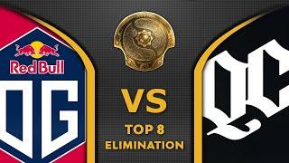 OG vs QUINCY CREW - TI10 SUMAIL vs YAWAR! - The International 2021 Dota 2 Highlights