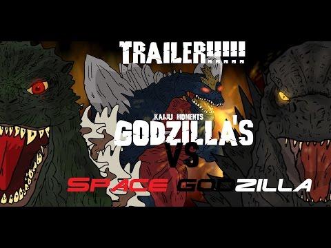Trailer do filme Godzilla vs. SpaceGodzilla