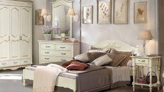 Спальня из коллекции мебели Франсуаза в стиле Прованс.(Изысканная стилистика Прованса поддерживается цветовой гаммой и формой изделий – оттенком «слоновая..., 2016-10-21T07:37:12.000Z)