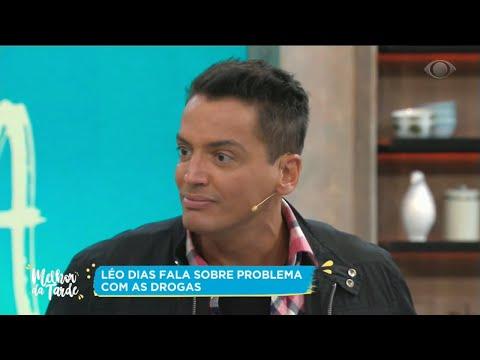 Léo Dias sobre drogas: Estou limpo