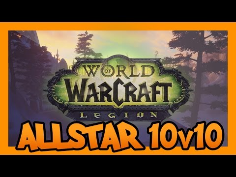 WoW Allstar 10v10 AV (full game)