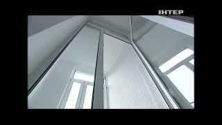 Удачный проект - французские окна