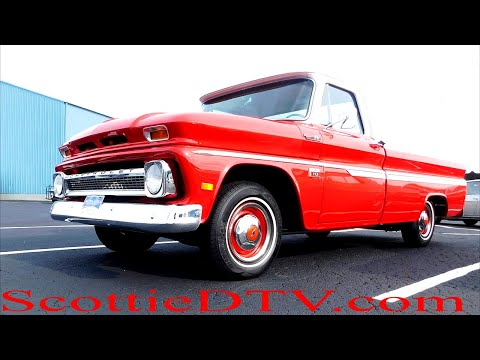 1966 Chevrolet C/10 2016 Auctions America Auburn Fall Collector Car weekend