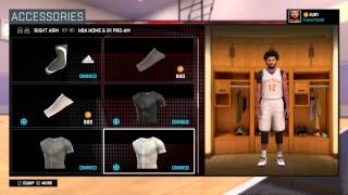 NBA 2K16 item shop accessories glitch!(, 2015-09-25T22:07:19.000Z)