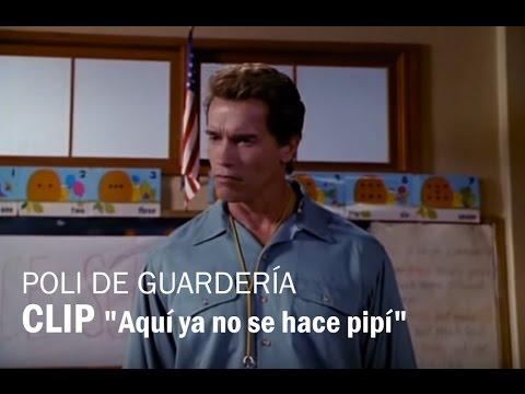 """Poli De Guardería (Kindergarten Cop, 1990) - Clip: """"Aquí Ya No Se Hace Pipí"""""""