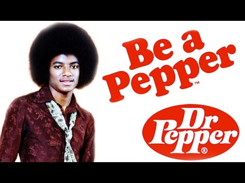 MICHAEL JACKSON DR. PEPPER SONG -