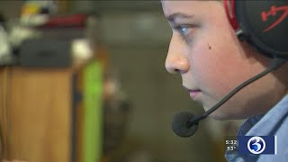 VIDEO: Student to be honored after saving a peer from suicide through online game