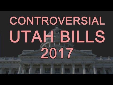 2017 Utah Bills - Highland Utah Liberty Meeting - January