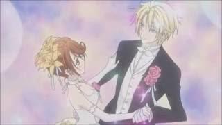 Клипы из аниме граф и фейри. Эдгар и Лидия мне нравиться.