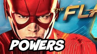 The Flash 4x01 New Powers and Negative Flash Explained