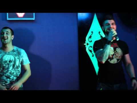 """Ако има Рай"" live at Karaoke bar Versus"